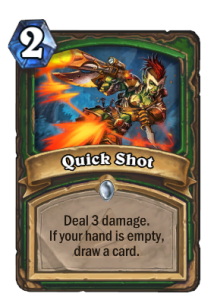 Quick Shot